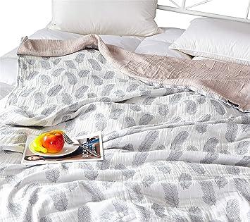 Amazon.com: Scientific Sleep - Manta de muselina de algodón ...