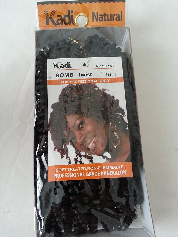 Amazon Kadi Natural Braiding Style Hair Extension