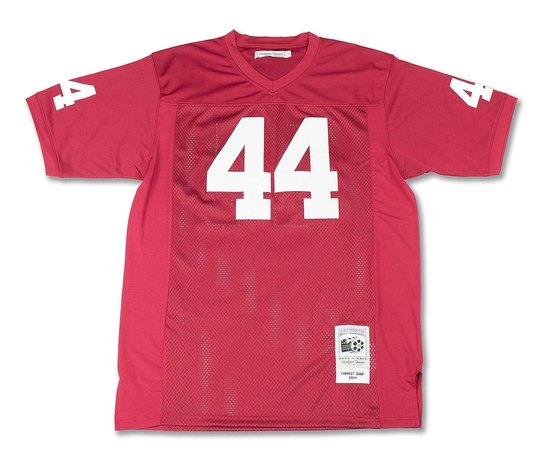 sale retailer f15d8 f9a6c Amazon.com : HeadGear Forrest Gump Football Jersey : Sports ...