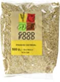 Mintons Good Food Pre-Packed Pinhead Oatmeal 500 g (Pack of 10)