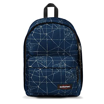 Sac à dos ordinateur Eastpak Out of Office Novel Blue bleu 47kTV