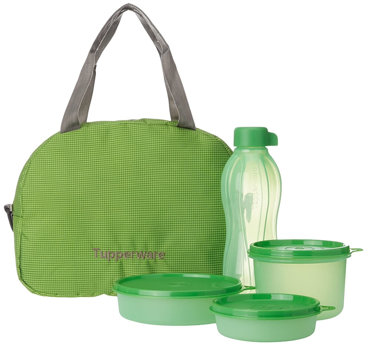 Amazon.com: Tupperware Sling-A-Bling Lunch Set With Designer Bag ...