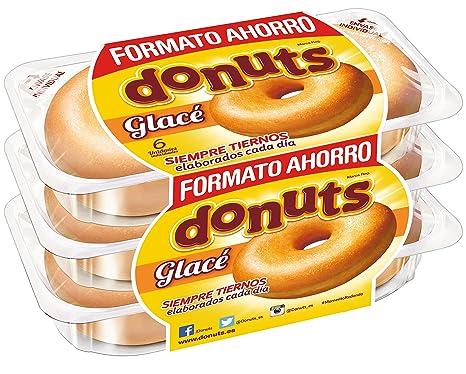 Donuts Glacé - 6 unidades - 312 g