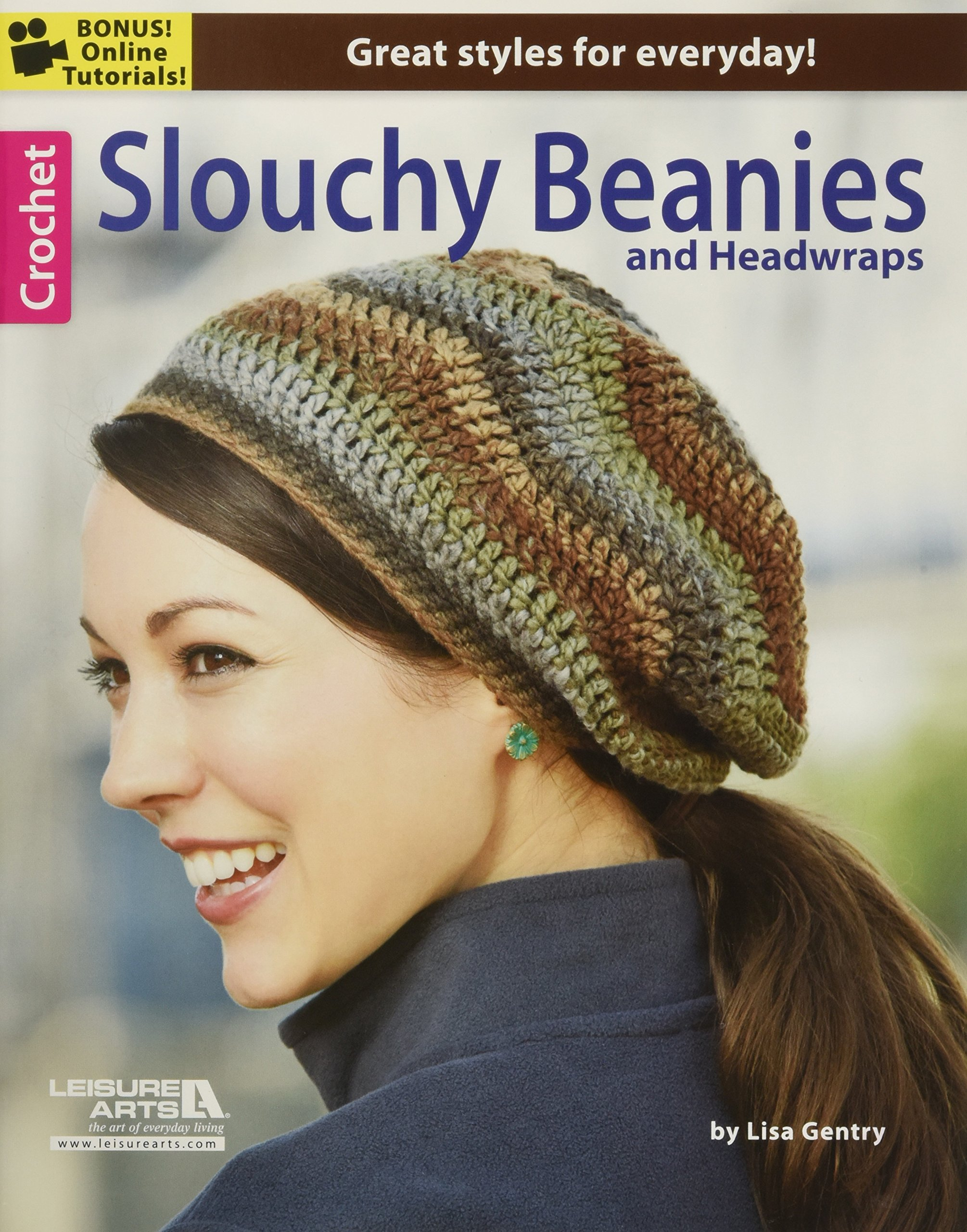 Buy Crochet Slouchy Beanies Headwraps Great Styles For Everyday