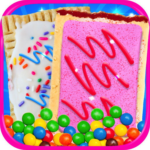 Pastry Tarts Maker - Dessert Food School Snack and School Lunch Games Kids FREE