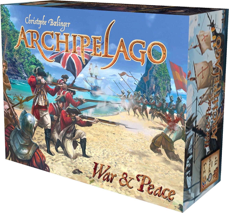 Ludically Guerra Archipiélago y la expansión de la Paz: Amazon.es: Juguetes y juegos