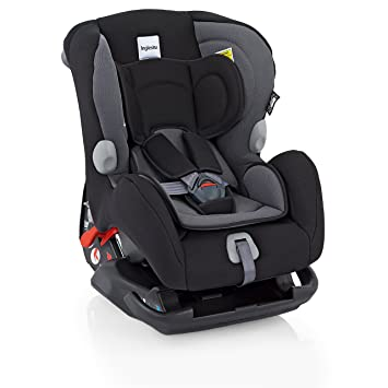 Inglesina Marco Polo Av94e Black Shoulder Car Seat Group 0 1 Is The Latest Generation One Seat Black Amazon De Baby