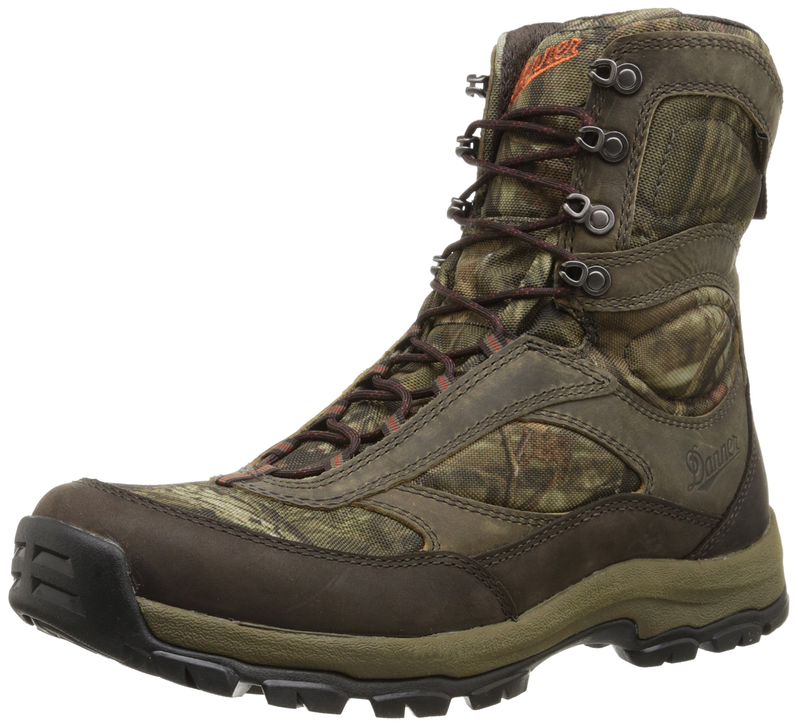 Danner Women's High Ground 8'' Break-Up Infinity Hunting Boot,Mossy Oak,8 M US