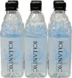 Icelandic Glacial Natural Spring Water, 500 Milliliter, 6 Count