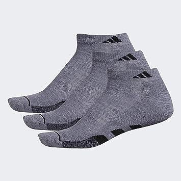 adidas Herren 6 Pr Original Low Cut Athletic Socken, Schwarz