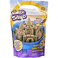 Kinetic Sand, The Original Moldable Play Sand, 3.25lbs Beach Sand, Sensory Toys for Kids Ages 3 and up (Amazon Exclusive)