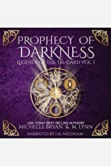 Prophecy of Darkness: Legends of the Tri-Gard, Book 1 Audible Audiobook