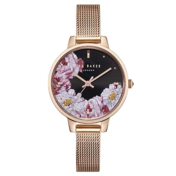 a3ab5233db00 Buy Ted Baker Analog Multi-Colour Dial Women s Watch-TE50070007 Online at  Low Prices in India - Amazon.in