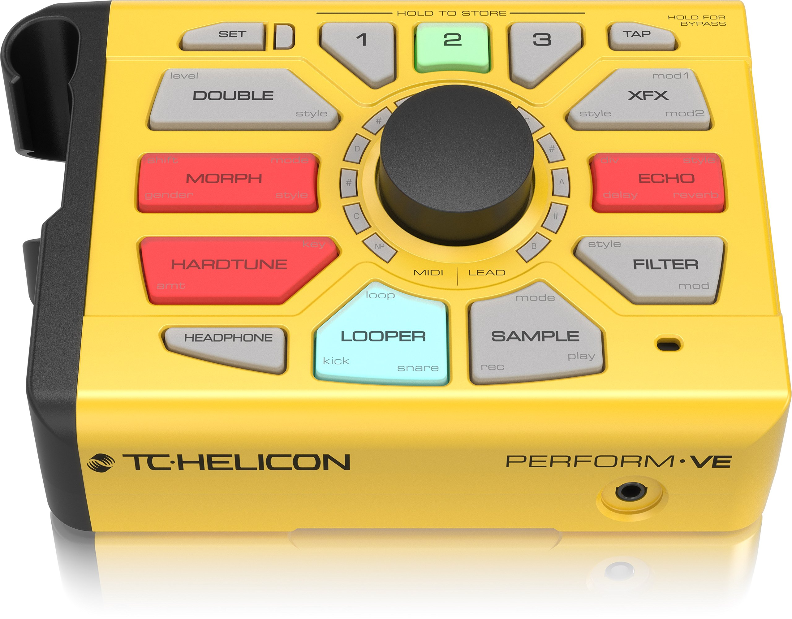 TC-Helicon 996368005 Vocal Effects Processor