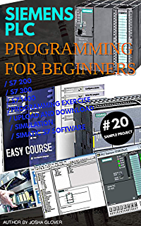 Amazon com: Programming SIEMENS SIMATIC S7-200 PLCs using