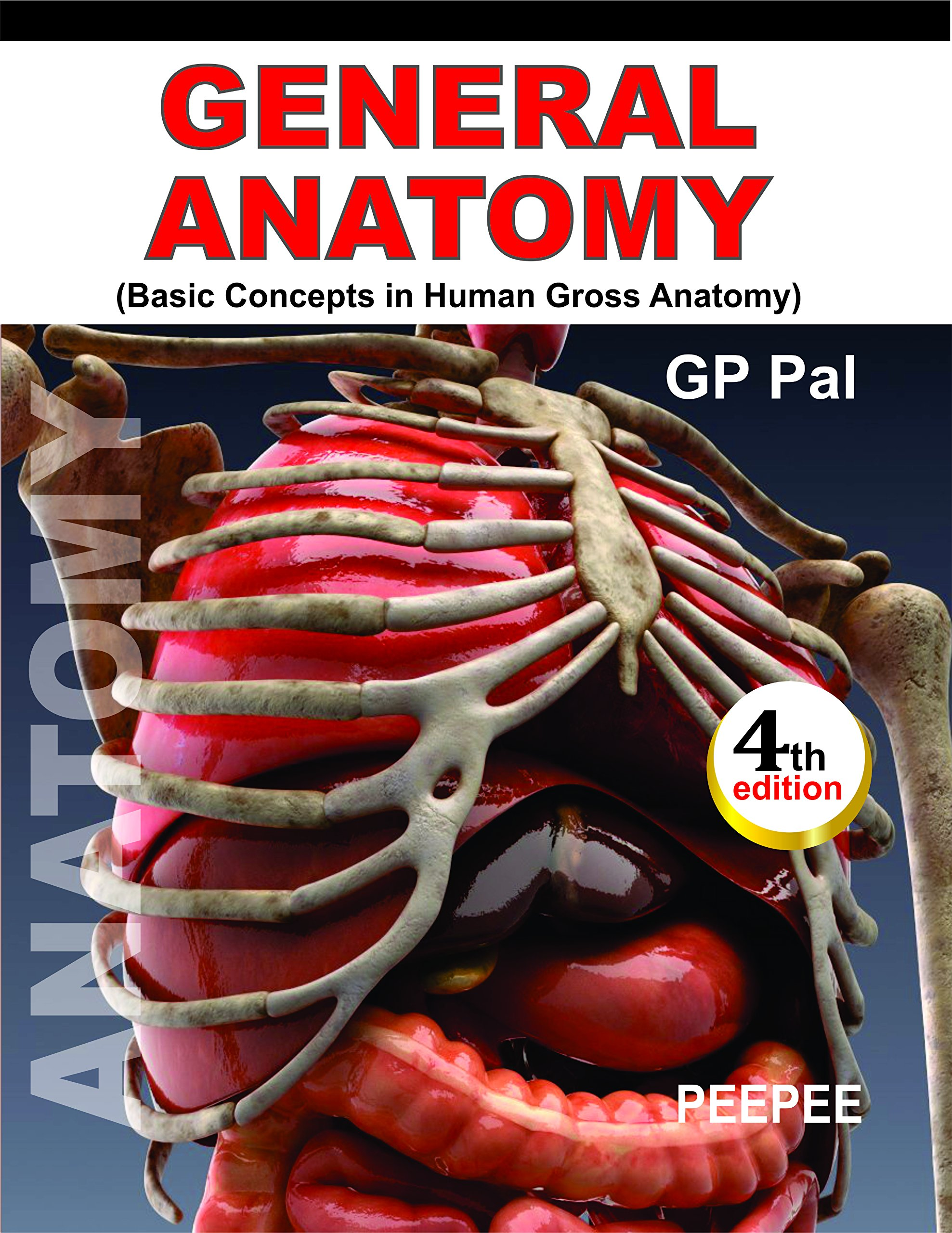 Buy General Anatomy Basic Concepts In Human Gross Anatomy Book