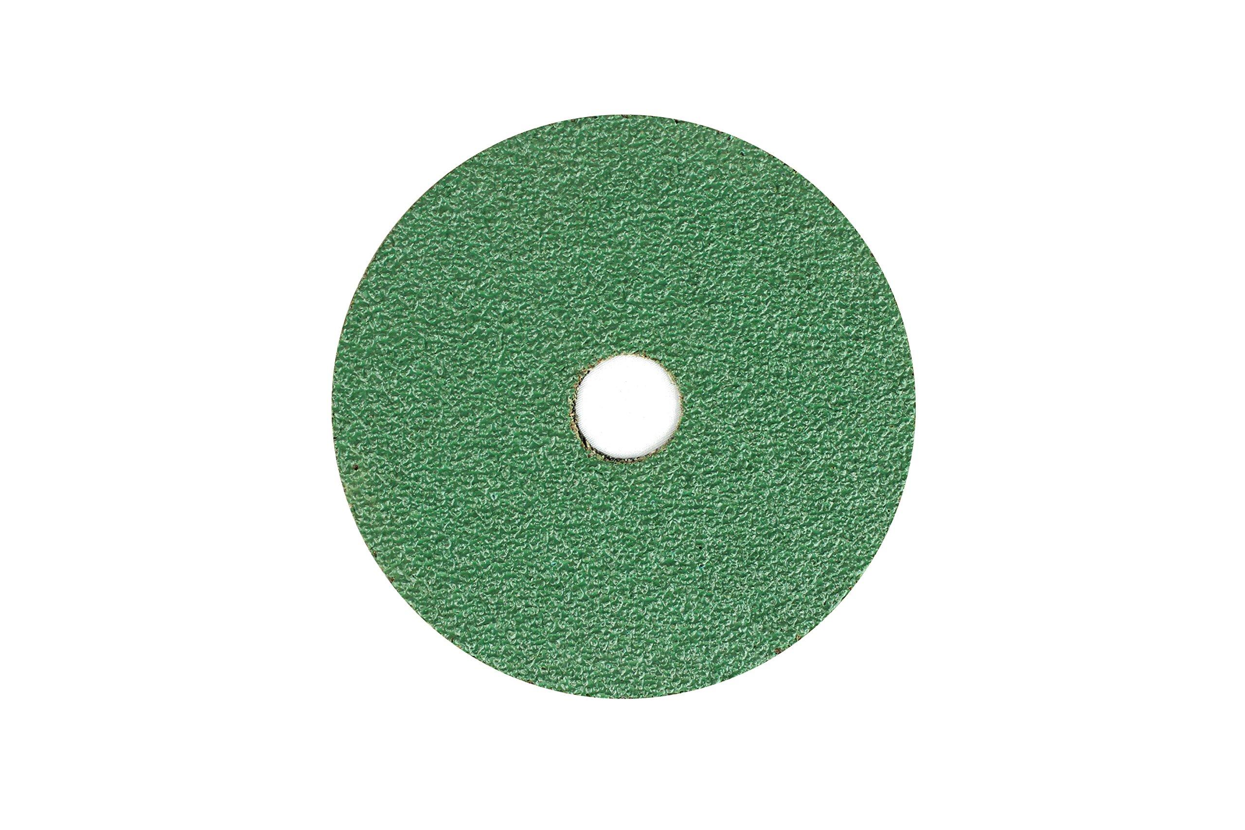 Sunmight 72301 1 Pack 5'' Alumina Zirconia Fibre Disc (Sundisc Grit 24)