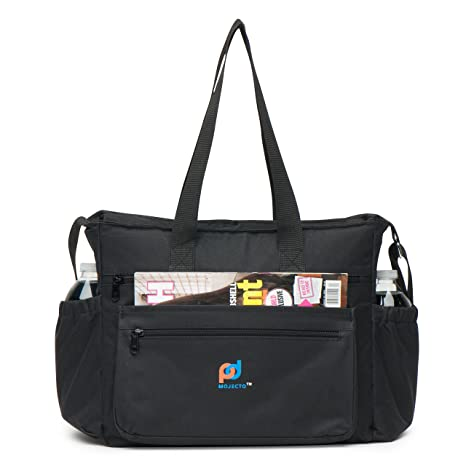 c589570198b19a Amazon.com: Extra Large Lunch Bag - 6 External Pockets -13.5x10.5x7 ...