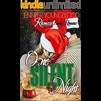 One Silent Night (Romeo Family Romance Book 9)