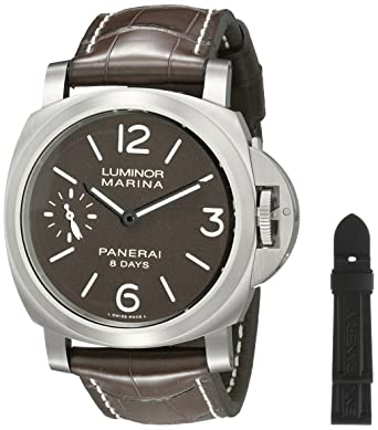Montre homme bracelet cuir amazon