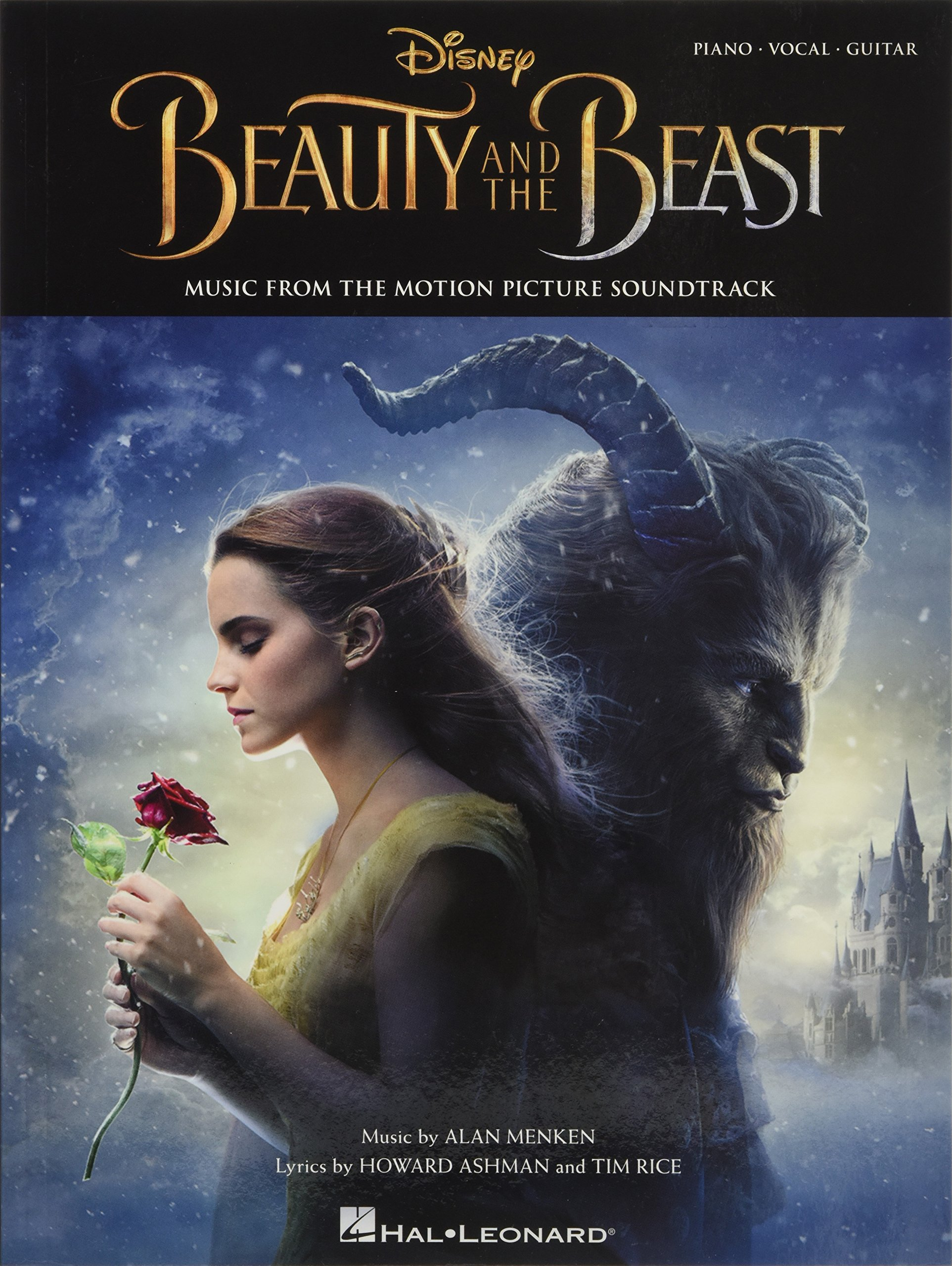 amazon beauty and the beast music from the motion picture