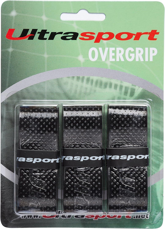 Ultrasport Lot de 3 Bandes de sur-Grip pour Raquette de Tennis
