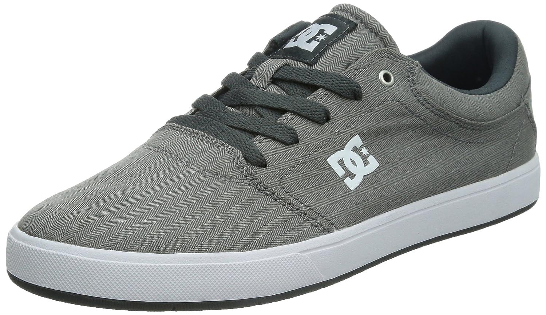 Dc Shoes Crisis M Calzado Zapatillas De Deporte De Cuero De Los Hombres uJX9p