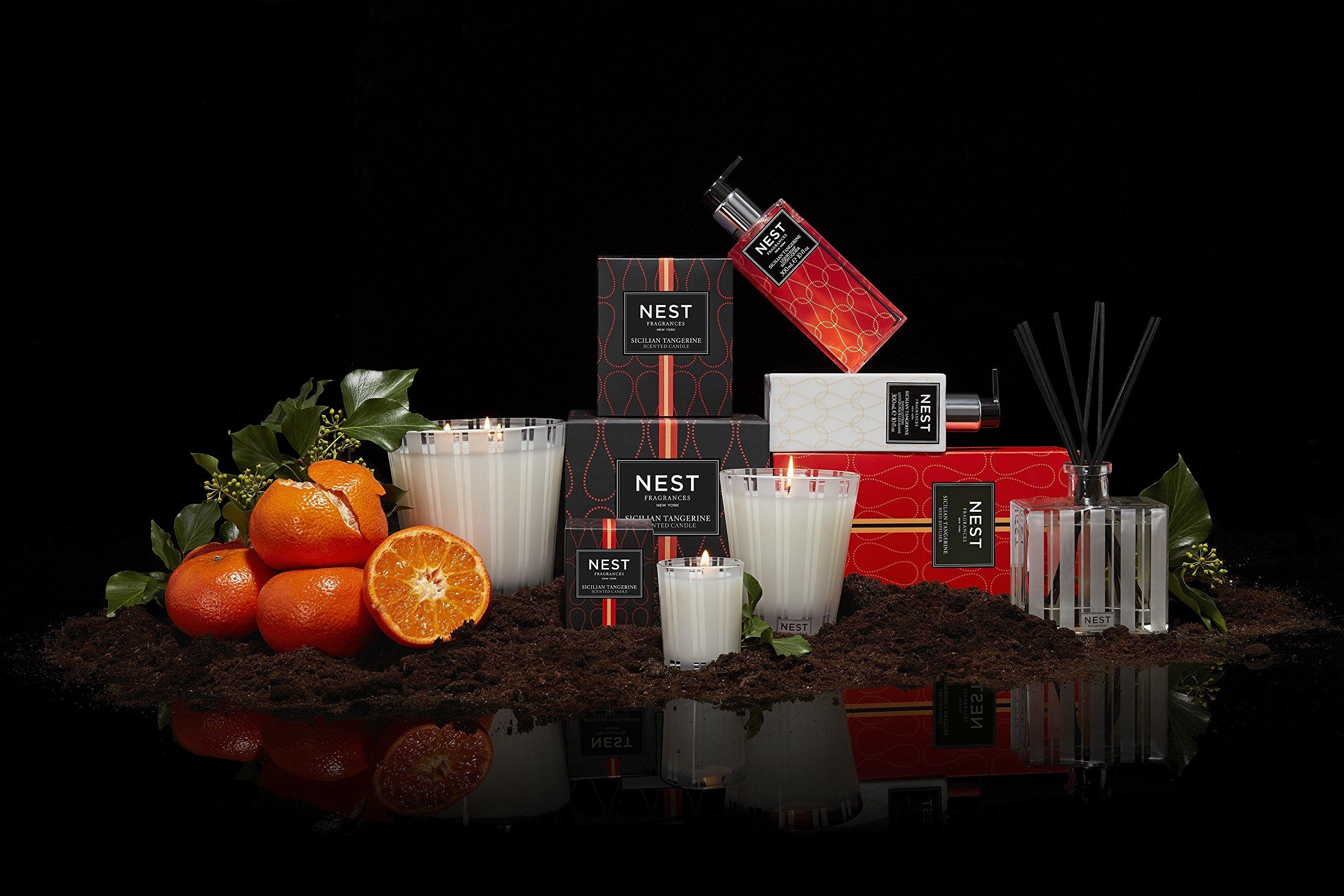 NEST Fragrances Sicilian Tangerine Luxury Candle by NEST Fragrances (Image #3)