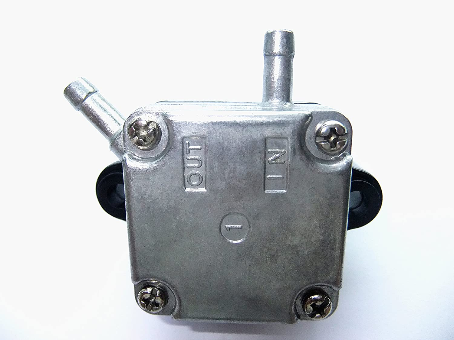 SouthMarine Boat Motor Fuel Pump 66M-24410-10-00 66M-24410-11-00 for Yamaha 4-Stroke 9.9HP 15HP F15 F9.9 Outboard Motor