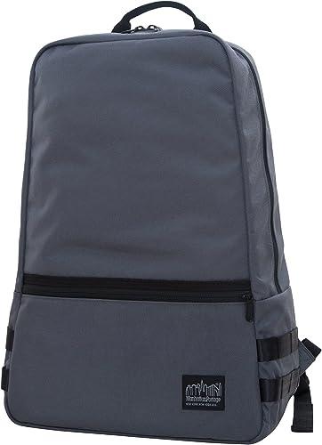 Manhattan Portage Skillman Backpack, Grey, One Size