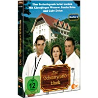 Die Schwarzwaldklinik - Staffel 1 (Digipack 4 DVDs)