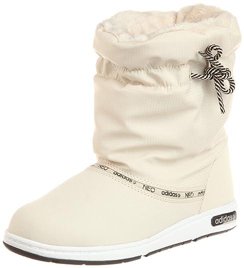 adidas Warm Comfort W NEO - Botas para mujer, color beige, talla 38