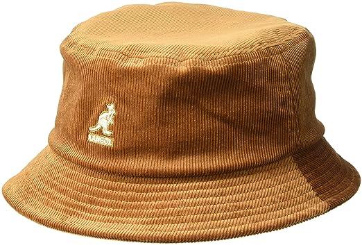 8c63d5d4 Kangol Men's Cord Bucket Hat at Amazon Men's Clothing store: