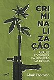 Criminalização: Análise econômica da proibição das drogas