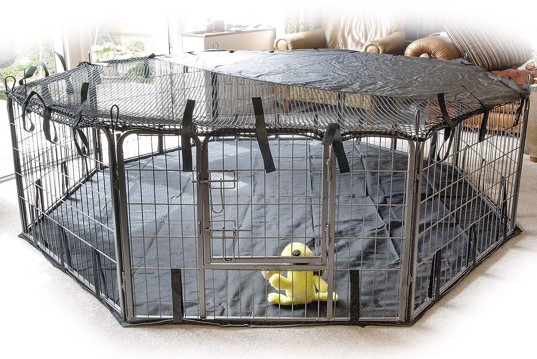 Speedwellstar Alfombrilla para Mascotas de 8 Lados x Grandes, Impermeable, Universal, Color Negro: Amazon.es: Productos para mascotas