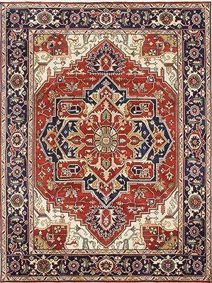 Amazon Com 4620 Distressed Cream 6 5x9 2 Area Rug Carpet