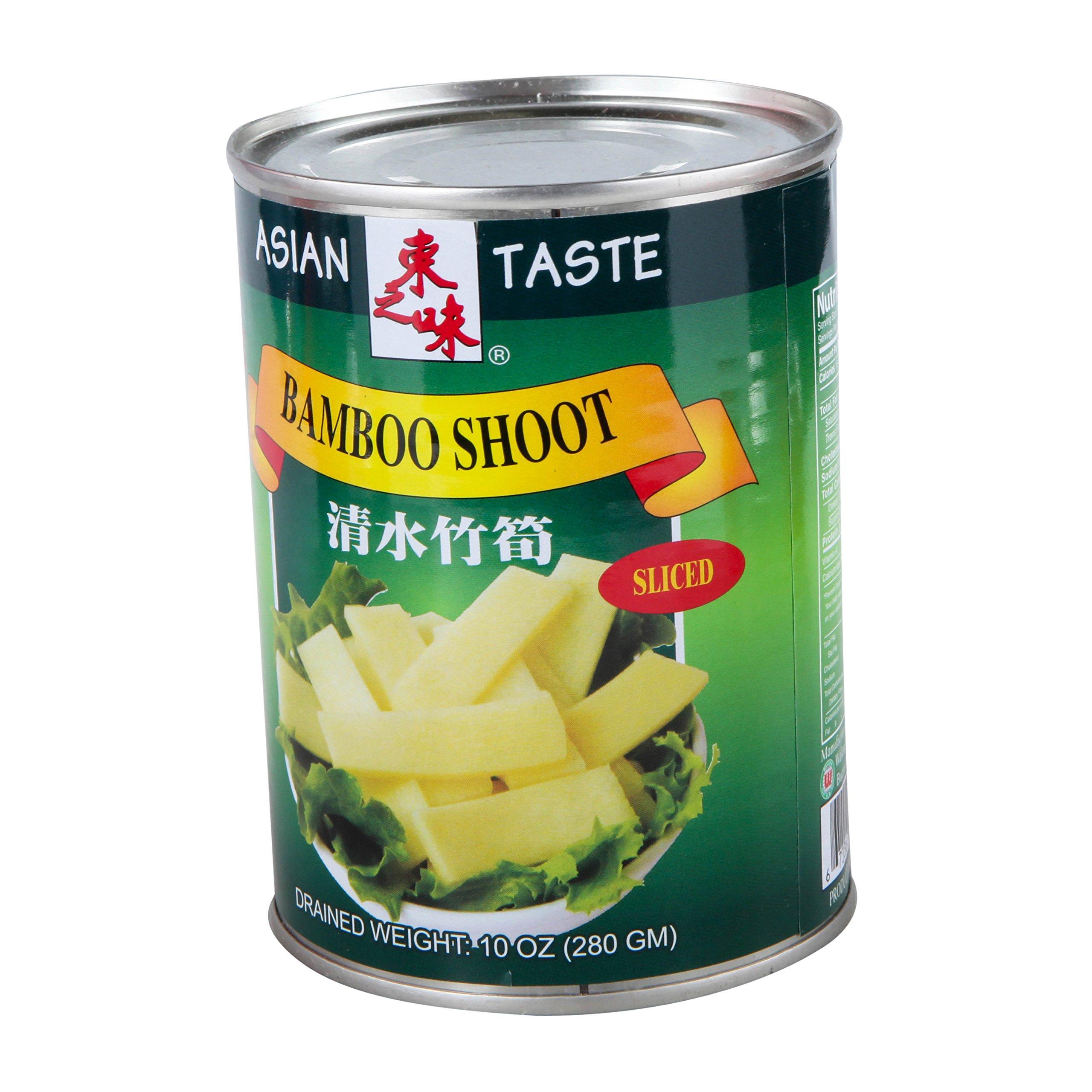 Asian Taste, Bamboo Shoot Sliced, 19 oz