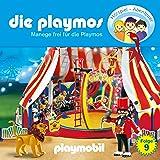 Manege frei für die Playmos (Die Playmos 9)