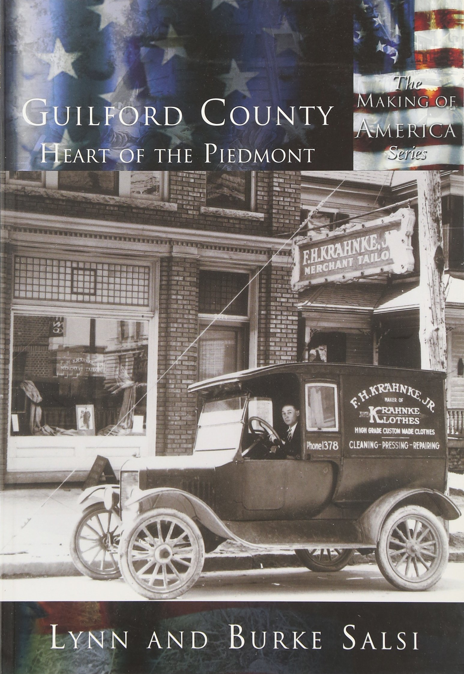 Download Guilford County:  The Heart of the Piedmont   (NC)  (Making of America) pdf