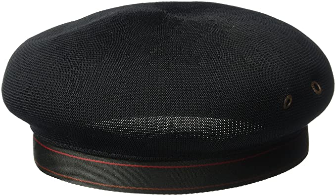 d1d8b3a44d1 Kangol Men s Tropic Beret Hat at Amazon Men s Clothing store