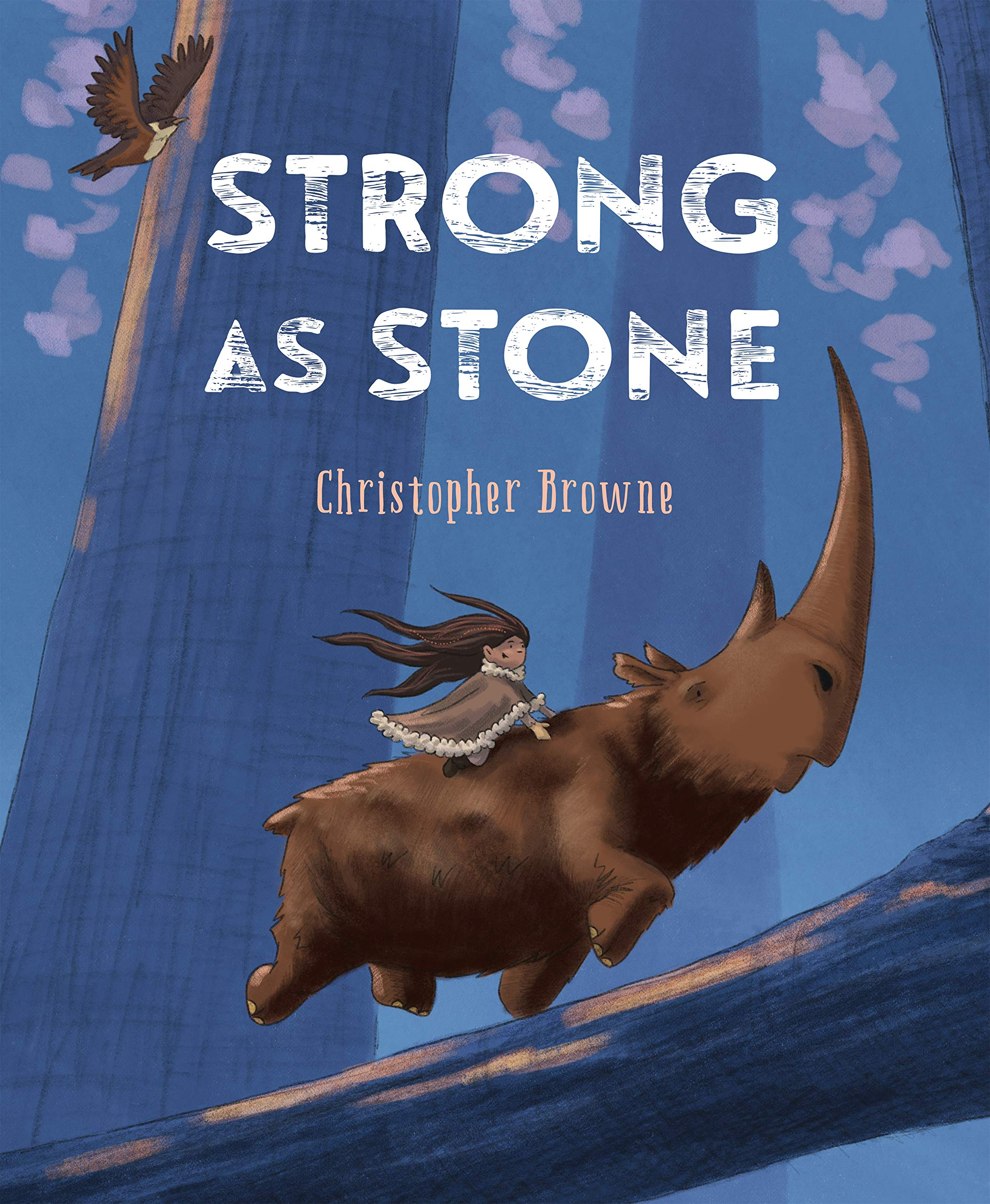 Strong as Stone: Browne, Christopher: 9780593204665: Amazon.com: Books