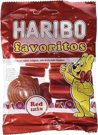 Haribo - Favoritos - Geles Dulces - 90 g - , Pack de 6: Amazon.es ...
