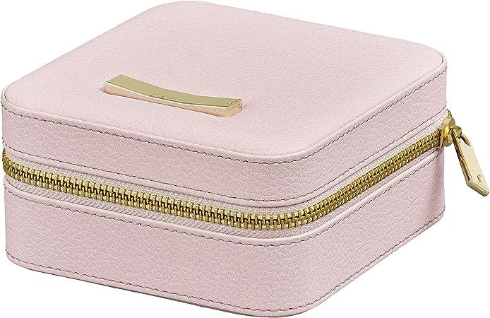 Ted Baker - Joyero de poliuretano, color rosa, talla única: Amazon.es: Hogar