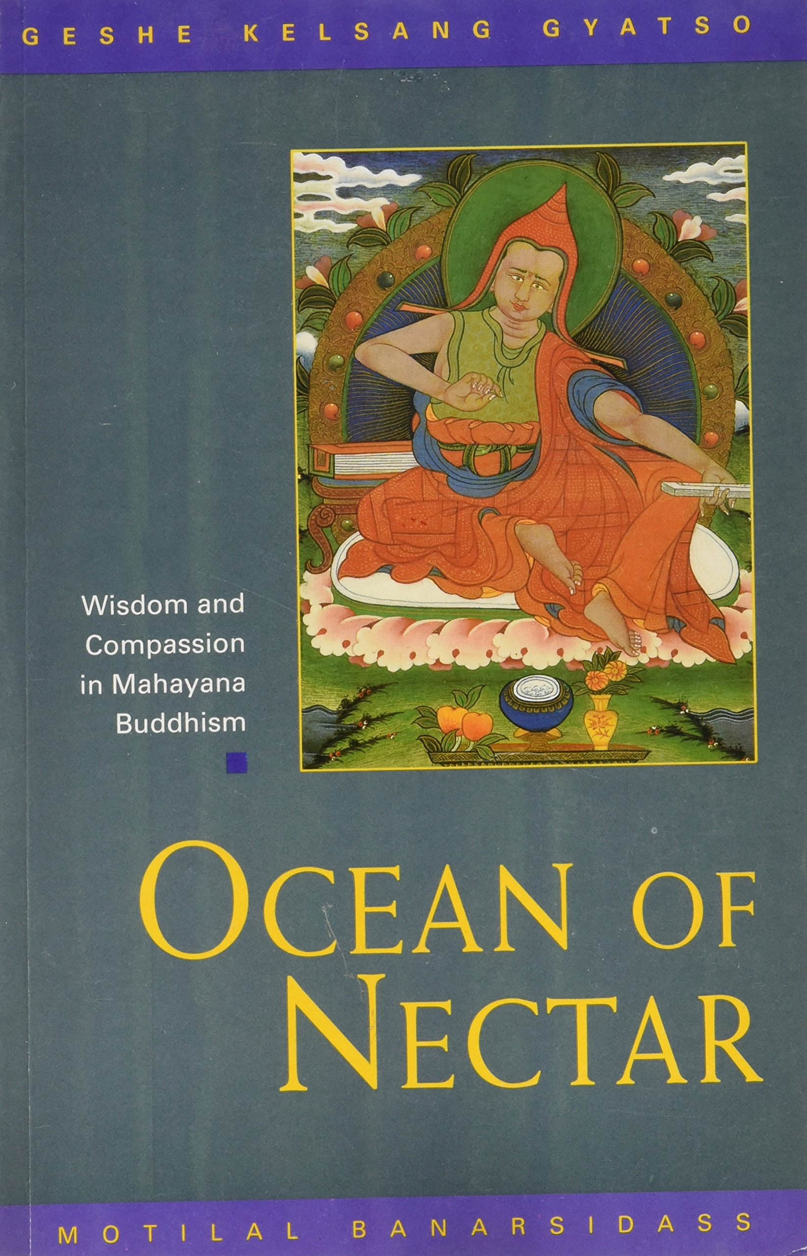 Download Ocean of Nectar: Wisdom and Compassion in Mahayana Buddhism ebook