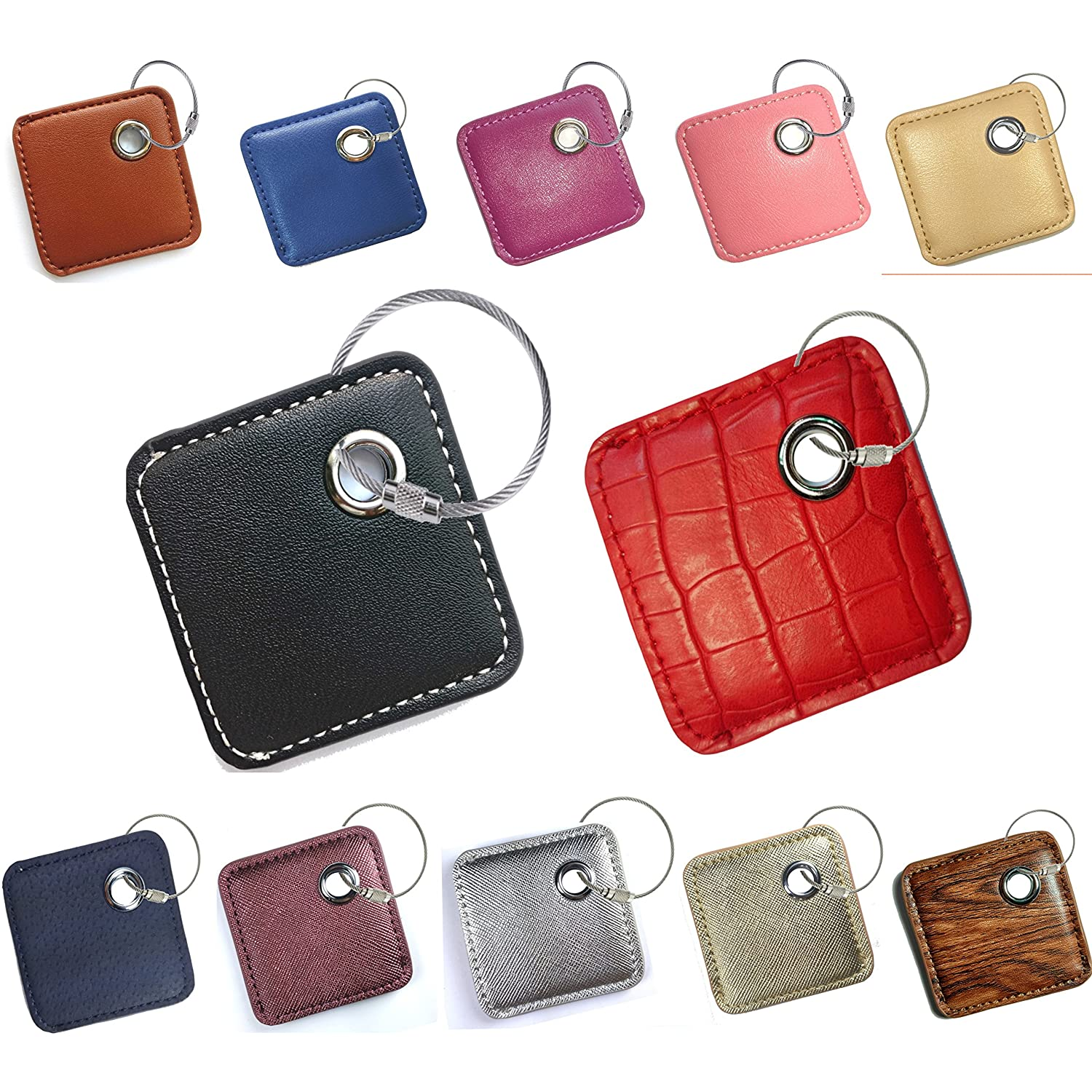 amazoncom fashion key chain cover accessories for tile skin phone finder key finder item finder only case no tracker included cell phones u0026