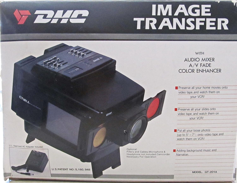 Dmc Gt-201a Film//slide//picture//sound To Video Processor