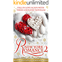 New York Romance 2: Four holiday reads