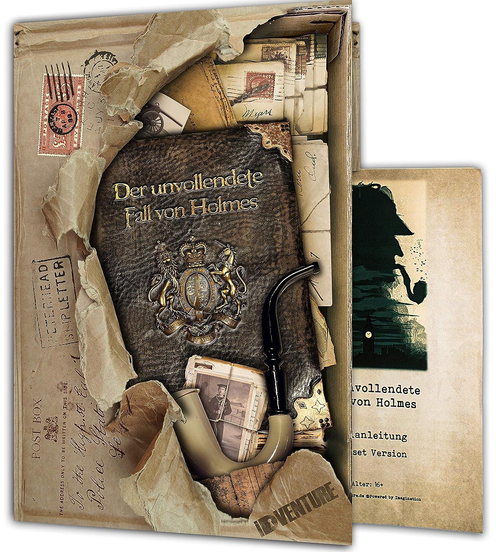 iDventure Der unvollendete Fall von Holmes Das Live Escape Spiel