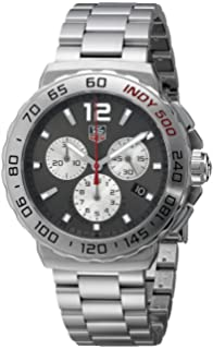 Tag Heuer Mens CAU1113.BA0858 Formula 1 Anthracite Dress Watch