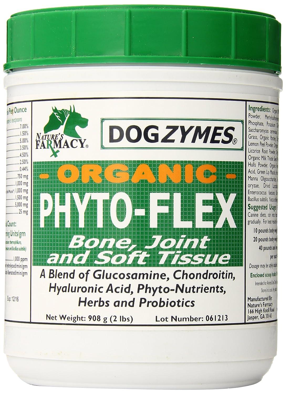 Dogzymes Phyto-Flex Bone Joint Soft Tissue Support, 2-Pound